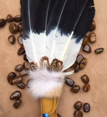 NavajoFanWhiteFur